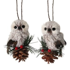 2-Piece-Mountain-Owl-Ornament-MTX53996