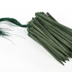 green_wired_wood_picks